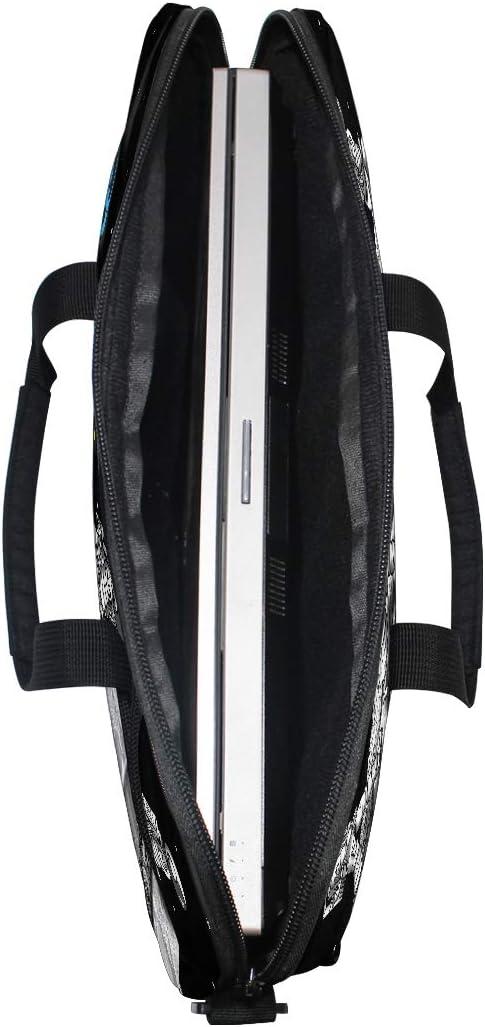 3D Astronaut Printed Laptop Shoulder Bag,Laptop case Handbag Business Messenger Bag Briefcase