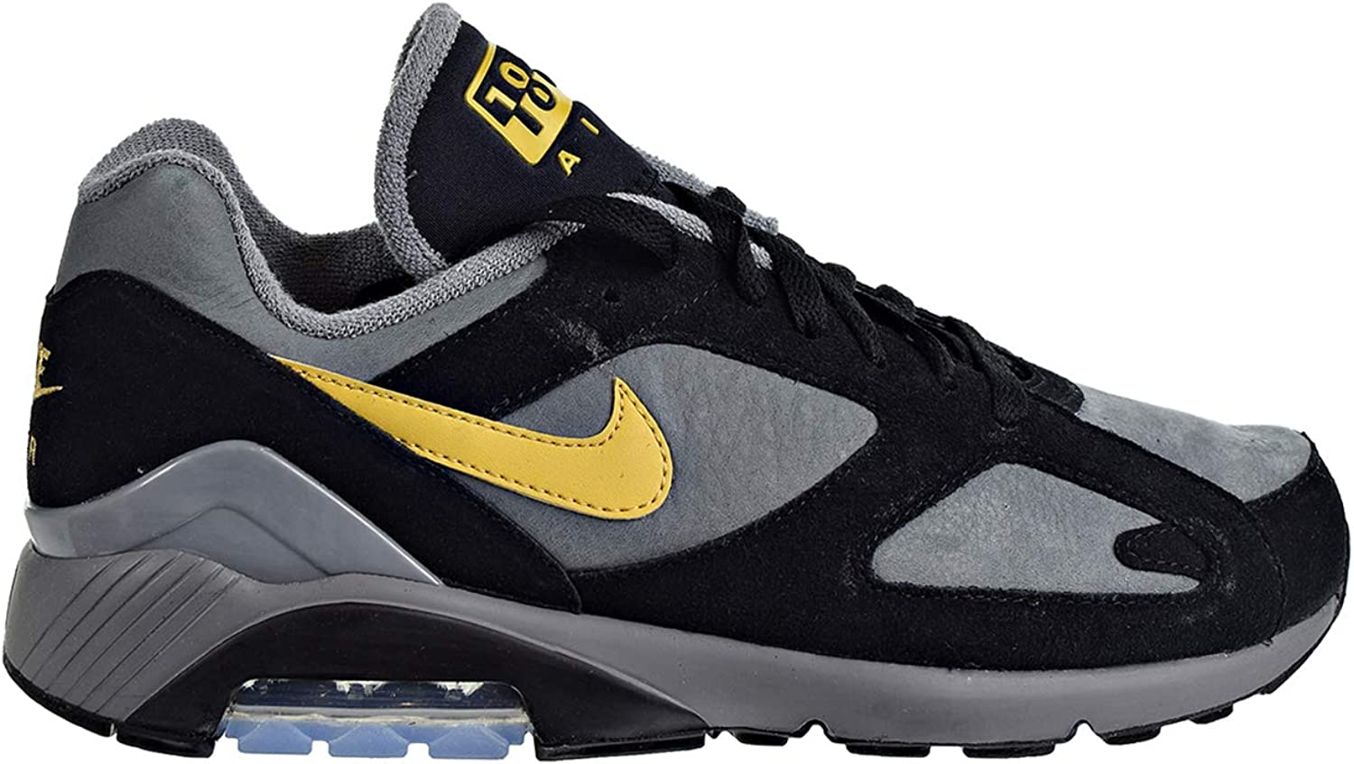 | Nike Air Max 180 Men's Shoes Cool GreyWheat
