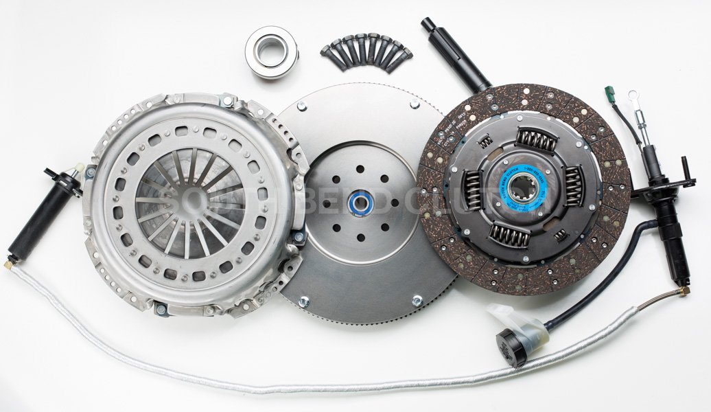 2. South Bend Clutch G56-OFEK Single Disc Dyna Max Upgrade Clutch Kit