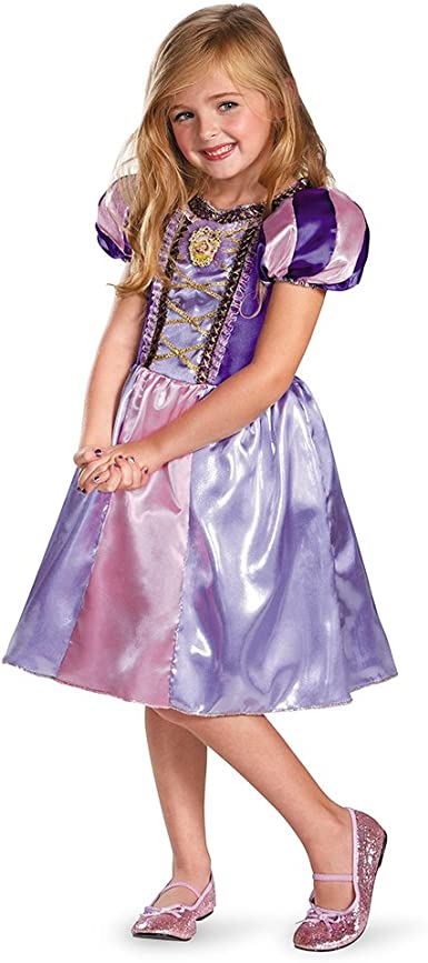 FANCY DRESS ACCESSORY ~ GIRLS DISNEY PRINCESS RAPUNZEL TANGLED JELLY SHOES