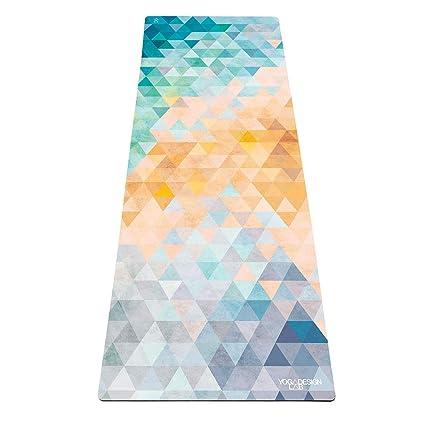 b259d3c707 THE COMMUTER YOGA MAT by YOGA DESIGN LAB | Lightweight, Foldable, Eco  Luxury Mat/Towel ...