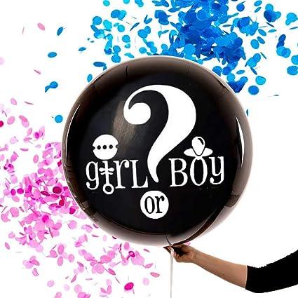 Amazon Gender Reveal Balloon GIANT 36 XL