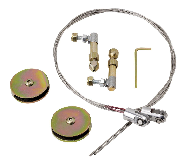 Lokar DLR-2100 Universal Door Latch Cable Release Kit