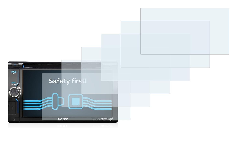6 Pezzi Savvies Pellicola Protettiva Compatibile con Sony XAV-602BT Protezione Schermo