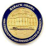 President Barack Obama Personal Signed Challenge Coin