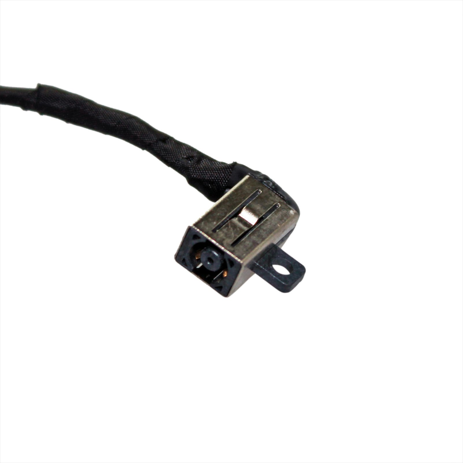 Iwlikey Compatible for Dell Inspiron 15-5000 5551 5552 5555 5557 5558 5559 14-5458 5459 5455 5452 P51F P64G DC30100UD00 Vostro 3458 3558 3559 P65G 3559 2 Pack For Dell 15-5000 DC Power Jack Harness