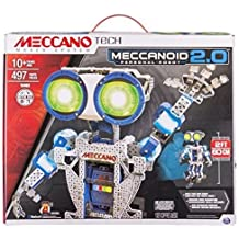 MECCANO Tech Meccanoid 2.0 Personal ROBOT, 2 ft. Tall Programmable ROBOTIC TOY ^G#fbhre-h4 8rdsf-tg1305768