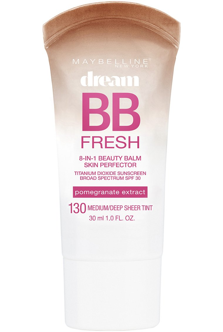 Maybelline Dream Fresh BB Cream, Med/Deep Maybelline New York K1161400