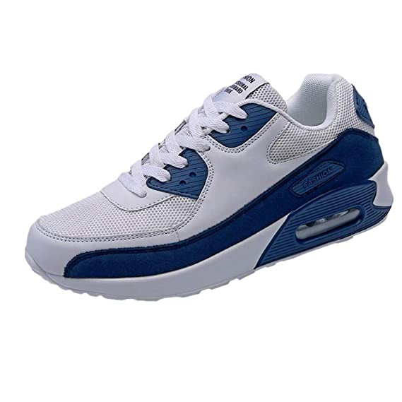 BBestseller-Zapatos Running Zapatillas Hombre cojín de aire transpirables corrientes de los hombres Calzado Deportivas Hombre: Amazon.es: Ropa y accesorios