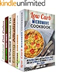 Get Low-Carb Box Set (6 in 1): No-Mes...