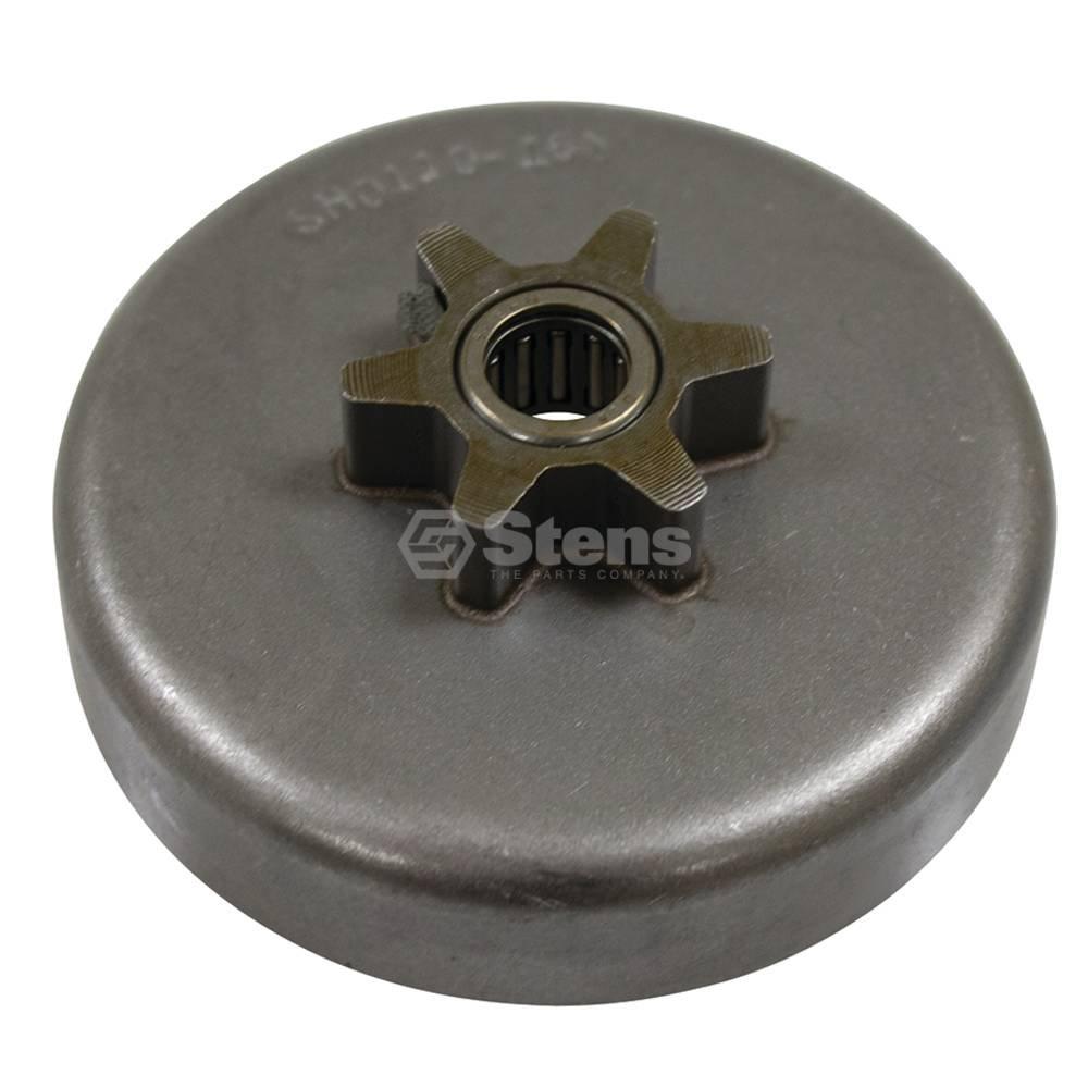Stens 085-0537 Silver Streak Pro Spur Sprocket, 3/8'' LP Pitch, 6 Teeth