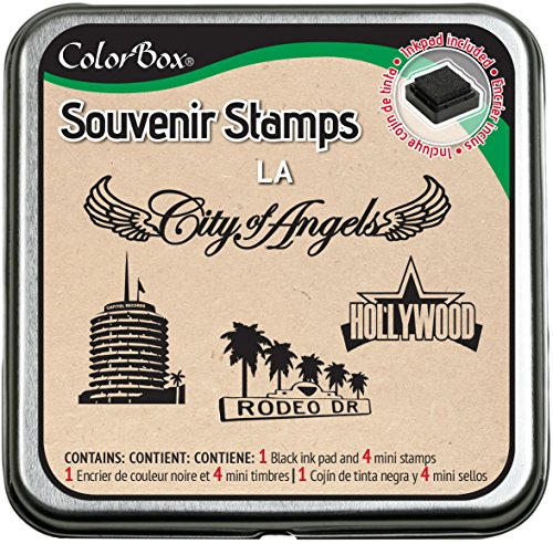 CLEARSNAP ColorBox Souvenir Stamps, LA