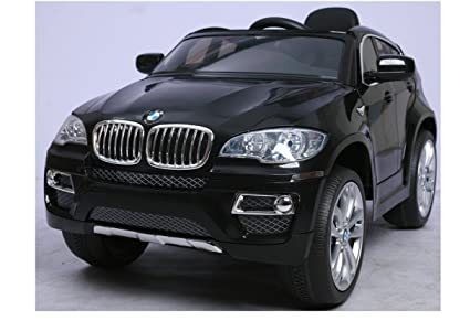Buy Brunte Battery Operated Ride On Bmw X6 Black Online At Low