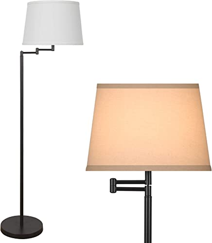 JIOSXC Swing Arm LED Floor Lamp