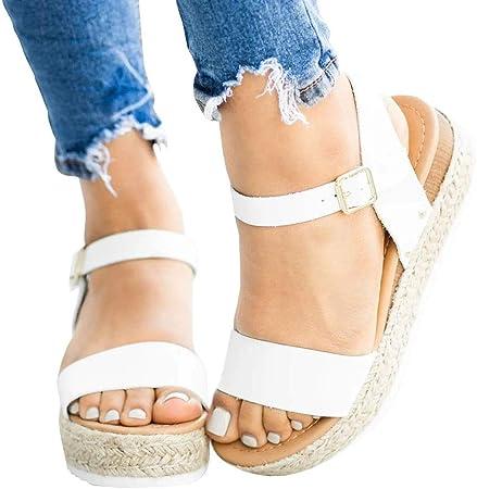 Ecolley Summer Sandals for Women