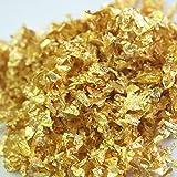 食べれる金箔0.1g(大) 金箔トッピング(配送無料) 1個(0.1g)サンプル