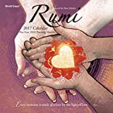 Poetry of Rumi 2017 Wall Calendar