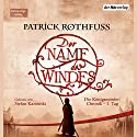 Der Name des Windes (Die Königsmörder-Chronik 1) Audiobook by Patrick Rothfuss Narrated by Stefan Kaminski