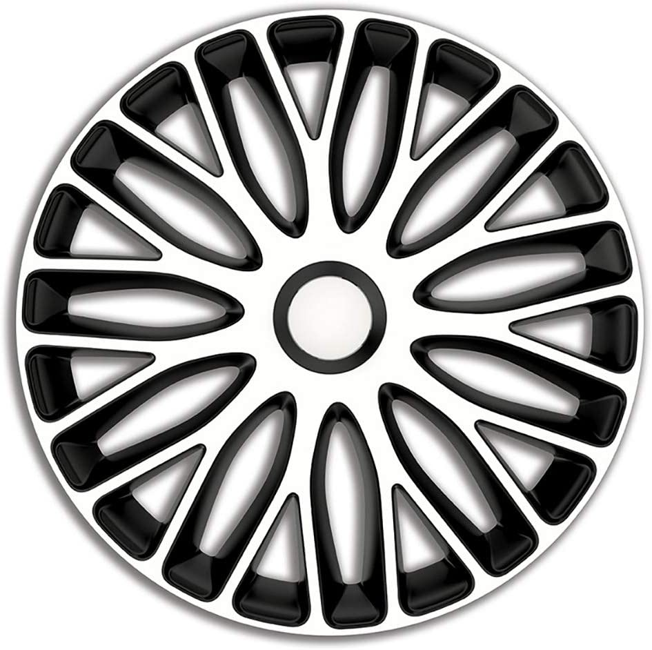 AUTO-STYLE Black 4-5//16-inch Set Wheel Covers Grip Pro 16-inch