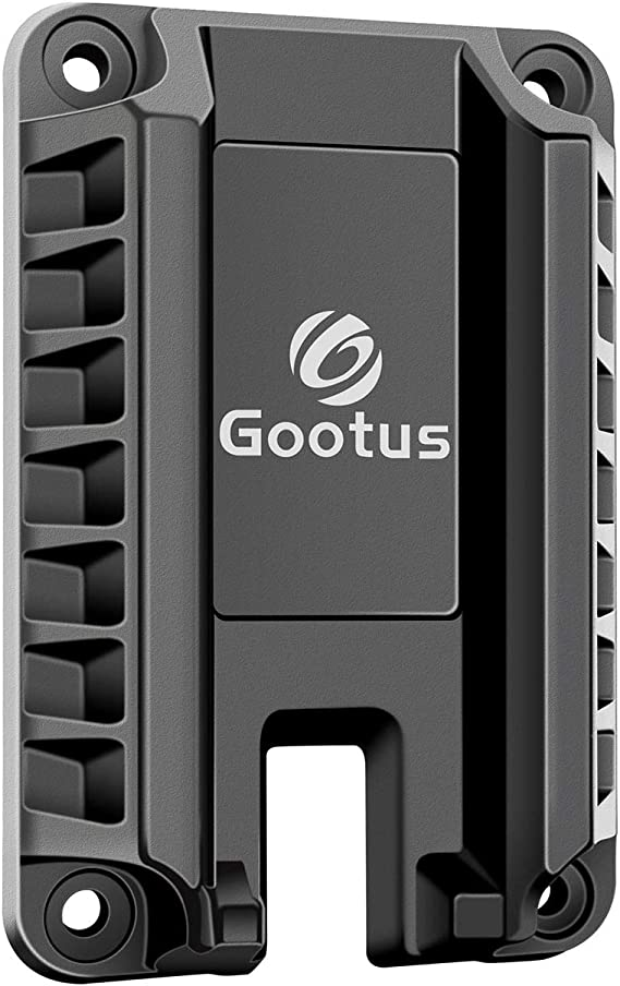 Gootus Gun Magnet Mount Holster - 35Lbs Magnetic Pistol Holder for Car and Home - Tactics Firearm Accessories
