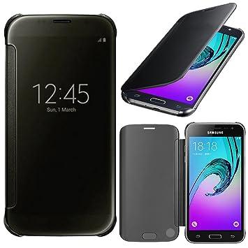 HCN PHONE Samsung Galaxy J3 (2016) Funda Cubierta de Silicona Gel ...