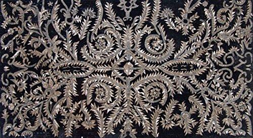 Artistic Design Rug Mosaic Marble Art -
