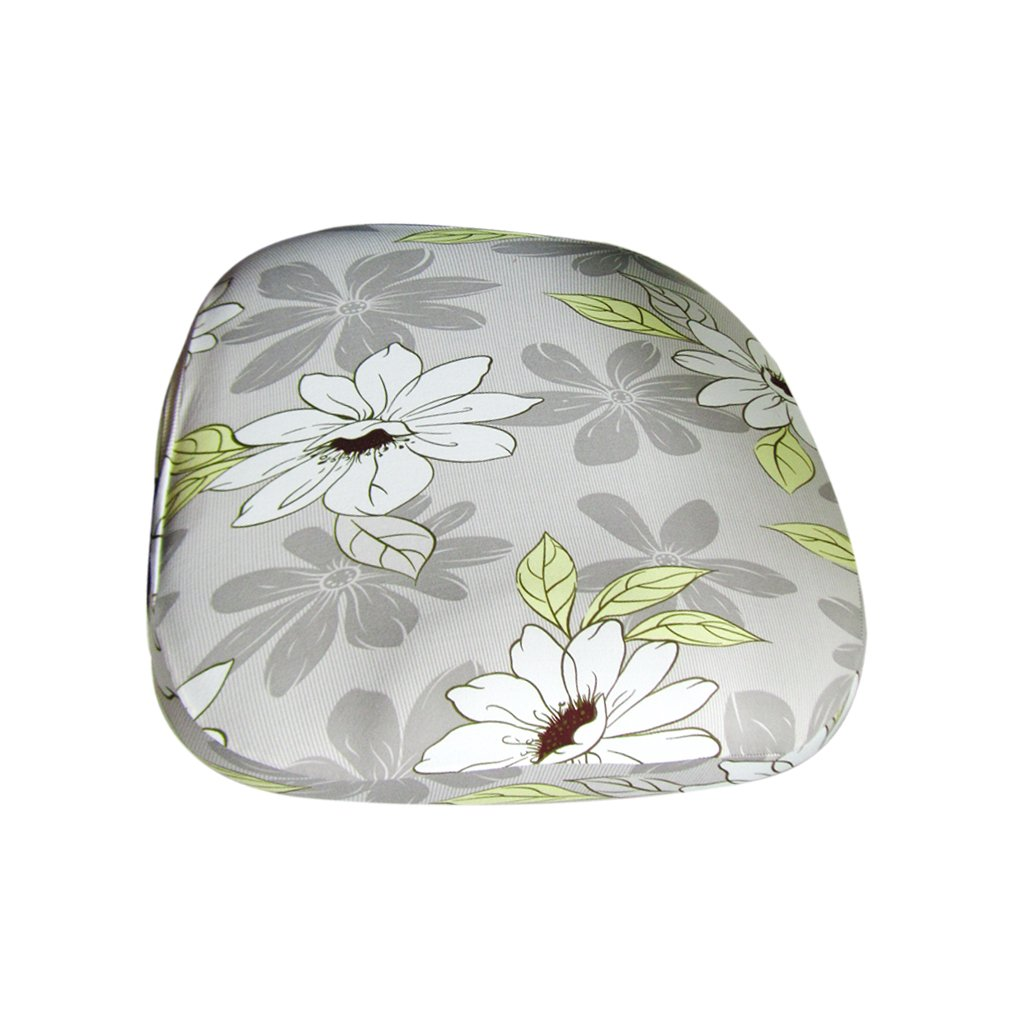 D DOLITY Universal Chair Slip Cover Fit for Most Chair, Stretch Spandex Wedding Dining Chair Cover Office Computer Rotating Cover - Butterfly