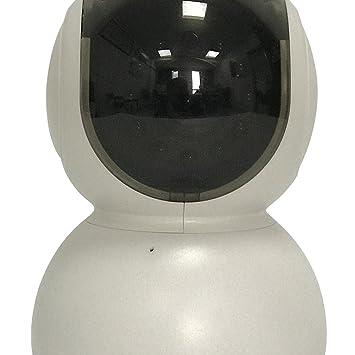 Cámaras de Webcam HD Cámara de vigilancia inalámbrica WiFi Reducción de ruido de eco 3D Detección móvil de alarma inalámbrica 720P cámaras de vigilancia: ...