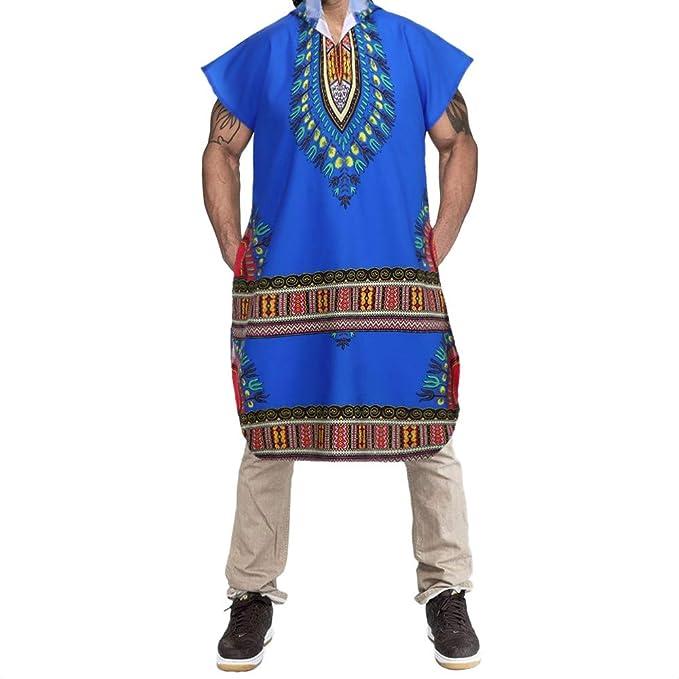 Kaiki Hoodie Herren Afrika T-Shirt Traditionell Langarm Top Dashiki Shirt  Oberteile Afrikanische Kleidung  Amazon.de  Bekleidung 51c22af3c4