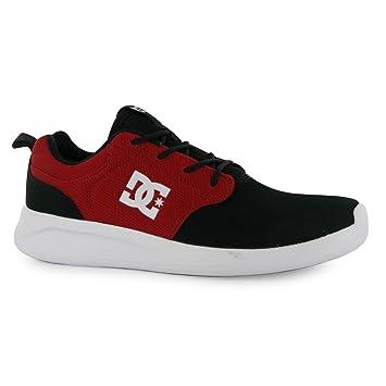6c74cf27 DC Shoes Midway Zapatillas Deportivas para Hombre Negro/Rojo Casual Zapatillas  Zapatos Calzado, Negro/Rojo: Amazon.es: Deportes y aire libre