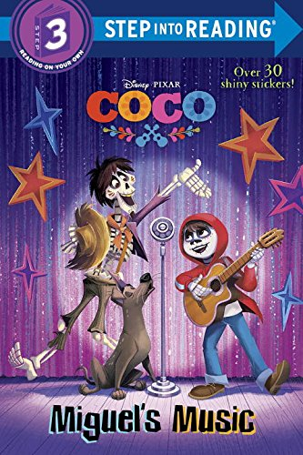 Book cover from Miguels Music (Disney/Pixar Coco) (Step into Reading) by Liz Rivera
