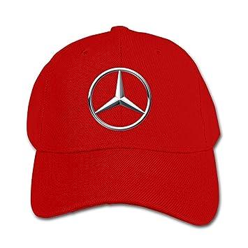 Syins - Gorras de béisbol para niños, diseño de Logo de Mercedes ...