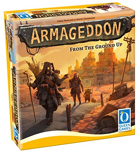 Armageddon Board Game (4 Player) by Queen Games