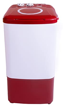 Onida 7.0 kg Washer Only  W70W, Lava Red  Washing Machines   Dryers