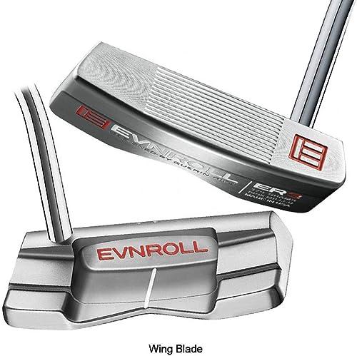 Evnroll Golf- ER3 Wing Blade Putter 34