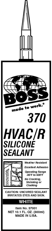 Boss Products 37003 Aluminum 10.1 OZ. Tube
