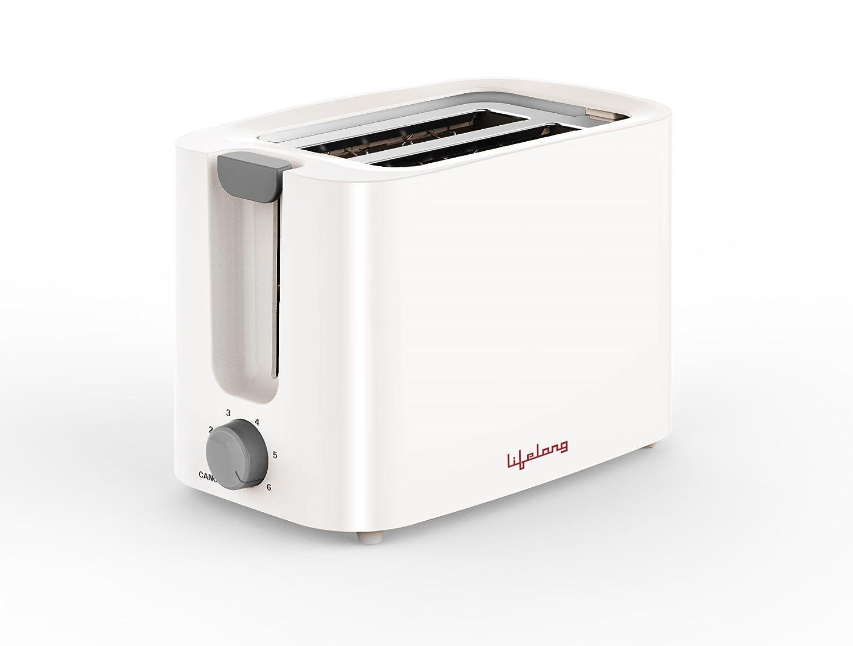 Lifelong LLPT09 2-Slice Pop-Up Toaster