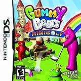 Gummy Bears Mini Golf - Nintendo DS