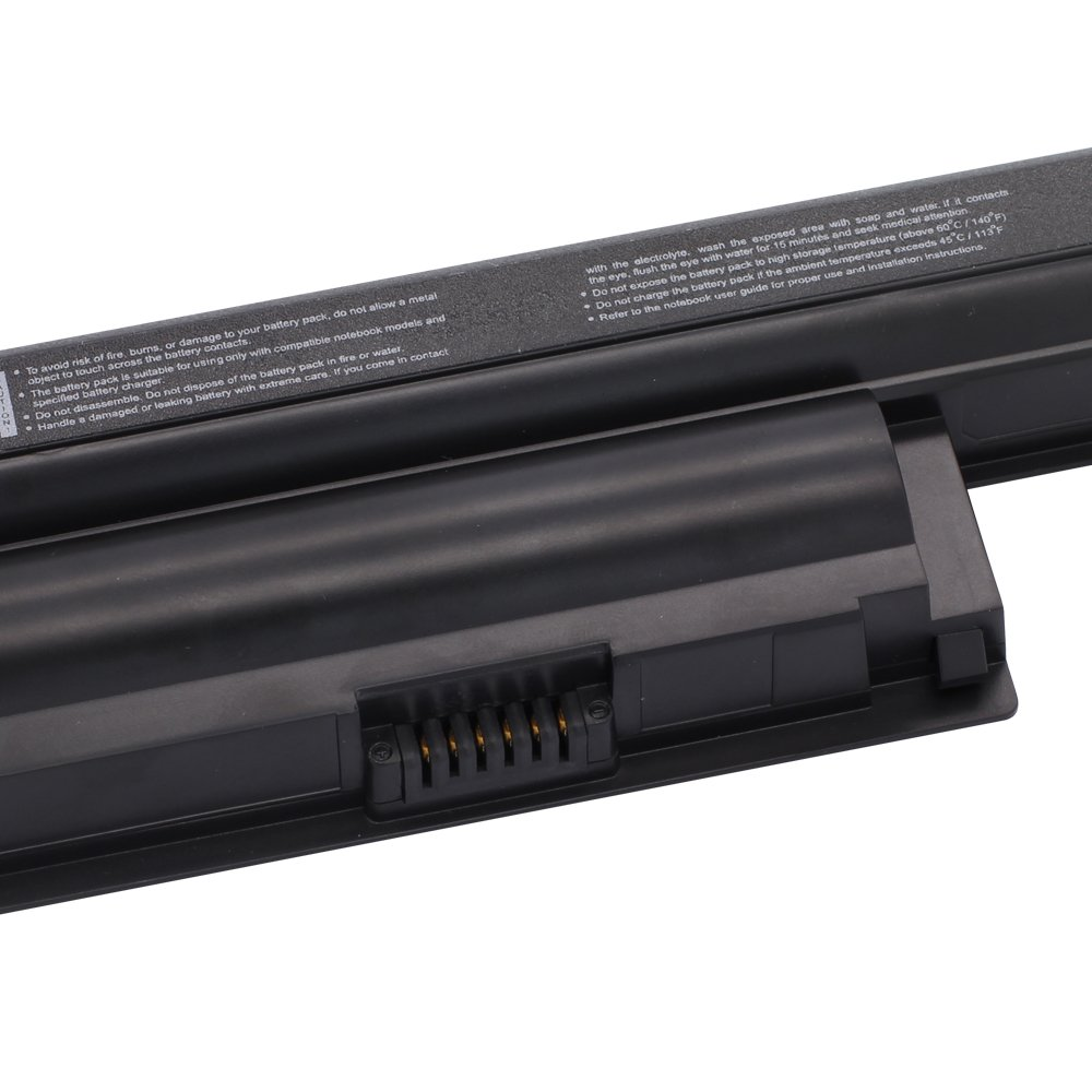 Amazon.com: 6Cell Laptop Battery for Sony Vaio VPC EG VPCEG11 VPCEG16FM/L VPCEG2D VGP-BPS26A: Computers & Accessories