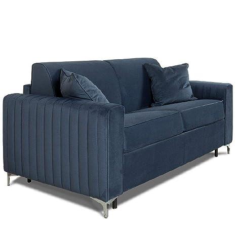Inside sofá Convertible Rapido Prince colchón 120 cm somier ...