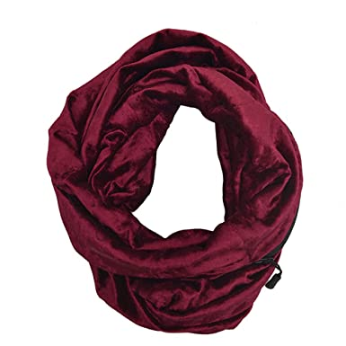 61086fe71a98 MRULIC Echarpes foulards femme Écharpe Grand Plaid en Laine Acrylique  Foulard Long Chaude Vogue en Automne