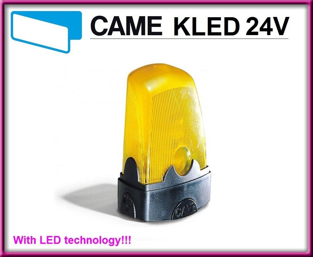 CAME Kled 24 lumiè re clignotante avec technologie LED 24 Vac