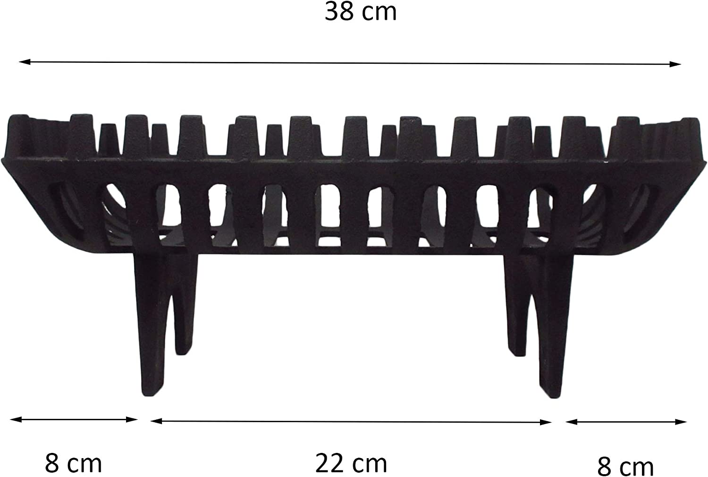Price Crunchers Cast Iron Log Basket PCL1