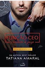 Função CEO : A descoberta do Prazer - Série Função CEO eBook Kindle