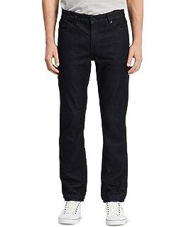 Mid Rise Straightcut Jeans - Coast blue Calvin Klein