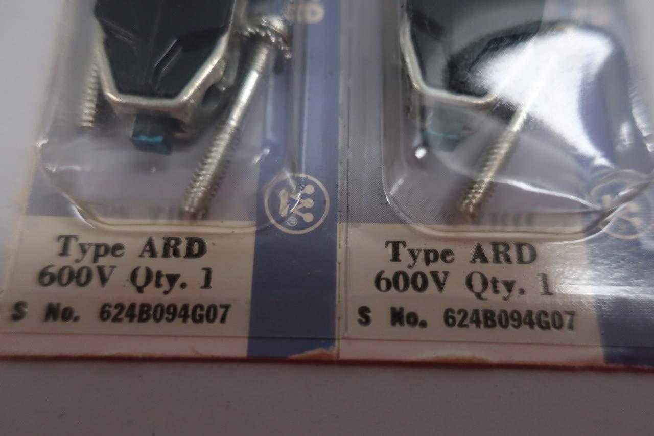 Set of 2 WESTINGHOUSE ARDCR Contact Cartridge Type ARD 600V
