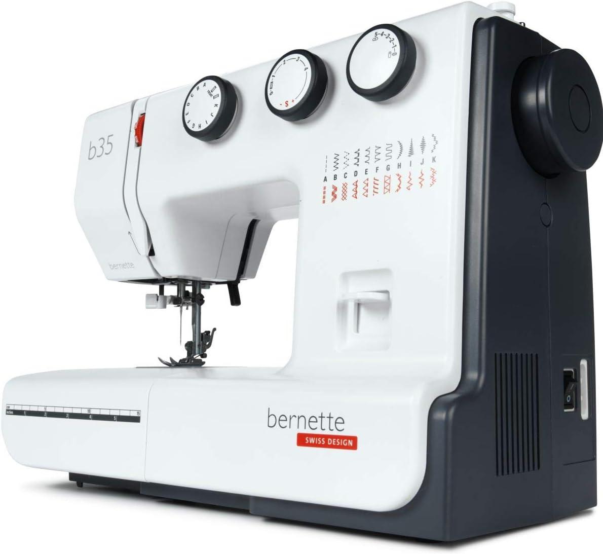Bernette 35 Swiss Design M/áquina de coser