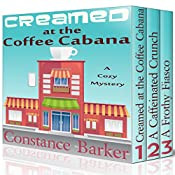 Caesars Creek Mystery Series Boxed Set (Books 1-3): A Cozy Mystery   Constance Barker