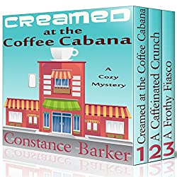 Caesars Creek Mystery Series Boxed Set (Books 1-3): A Cozy Mystery