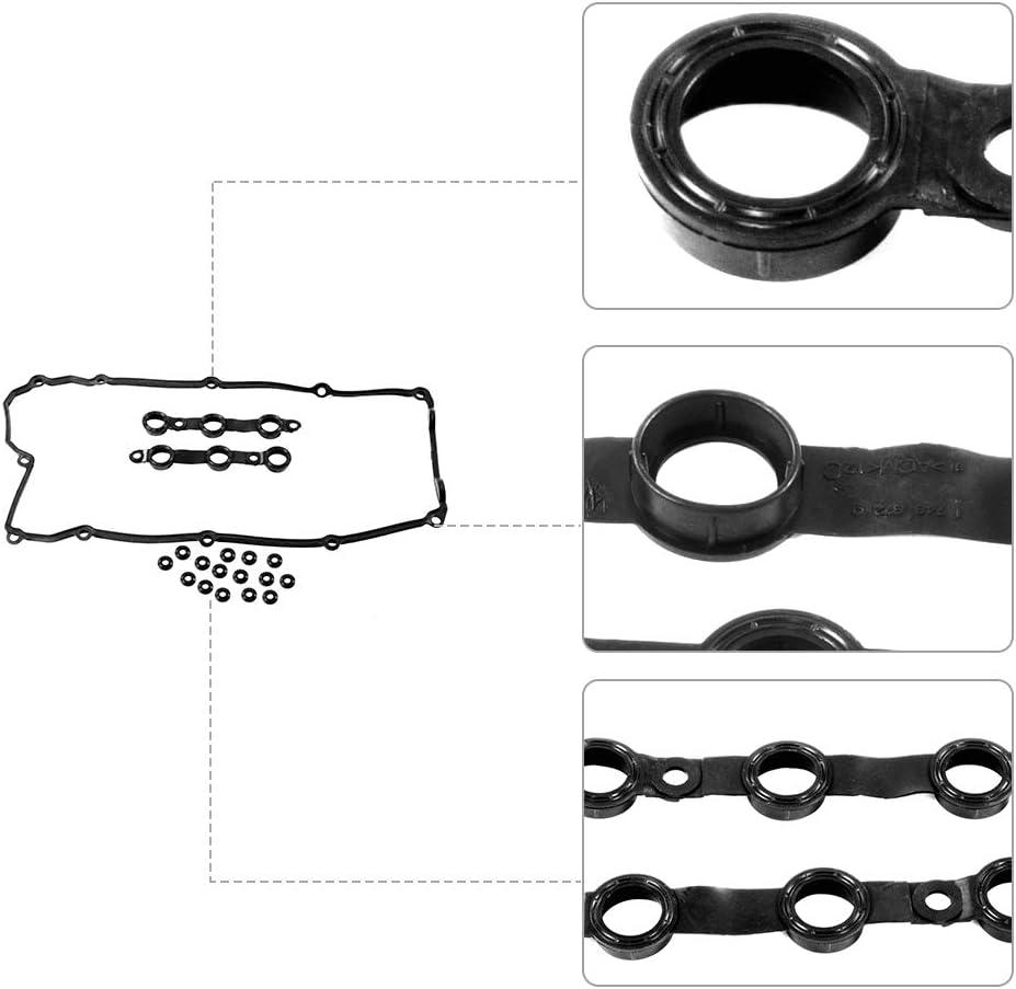 Valve Cover Gasket Engine Valve Cover Gasket Seal Washer Set for E36 E39 Z3 11129070532